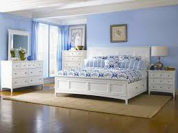blue and white furniture. Blue Bedroom Astonishing Cool Dazzling Design Ideas Of Boy And White Furniture