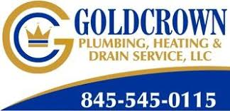gold crown plumbing heating and drain service goshen ny 10924