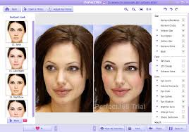 perfect365 is a feature rich makeup photo editor for windows it supports jpg png bmp and tiff images to modify you can apply makeup to a photo