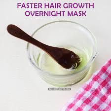 diy overnight hair mask photo 1