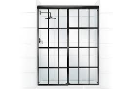 gridscape shower door collection jlc shower doors tubs panels
