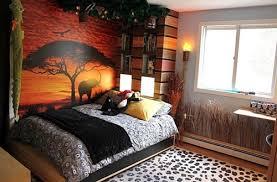 ... African Safari Bedroom Curtain Ideas ...