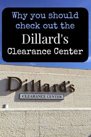 why you should check out the dillard s clearance center 0