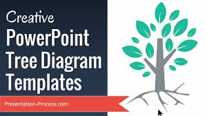 tree diagram powerpoint creative powerpoint tree diagram templates youtube