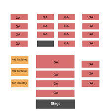Scientific Dallas Theater Seating Chart Grog Shop Seating