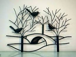 metal tree wall decor metal wall art palm trees metal tree wall decor tree metal wall