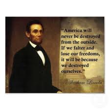Art | Abraham Lincoln Quotes, Abraham Lincoln and Lincoln via Relatably.com
