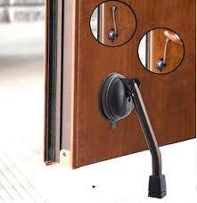 Interesting Door Stopper Holder Stop Hardware Easy Suction Cup Intended Decorating Ideas