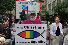 Church supports gay marriage