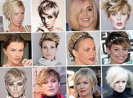 ženské účesy Pro Krátké Vlasy Módní Trendy Fotky