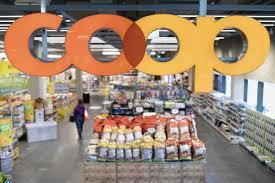 Insgesamt weniger Umsatz wegen Corona – Coop legt online um über ein  Drittel zu