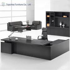modern office table design. knock down modular modern design wooden executive office desk table a