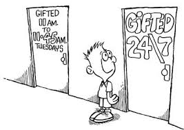 there are various characteristics of underachieving gifted students some underachieving gifted students may have many of the characteristics ociated