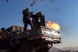 100 شخص يسقطون على تخوم مأرب اليمنية