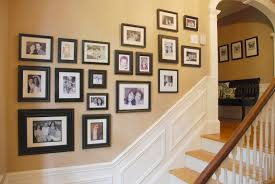 Stairs Wall Decoration Ideas How To Decorate Stair Walls