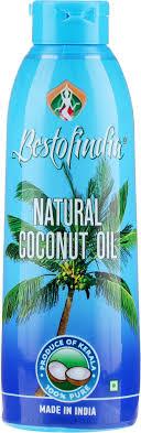 Bestofindia <b>Natural Coconut Oil</b> - <b>Кокосовое масло</b> из Кералы ...