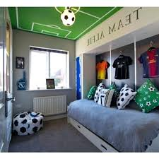 Superior Soccer Theme Bedroom Soccer Room Decor On A Selection Of The Best Ideas To  Intended For