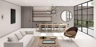 Contemporary Modern Loft Apartment - Minimalist, contemporary interior -  Joy Rondello Interior Design