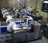 ساخت دستگاه لیوان کاغذی
