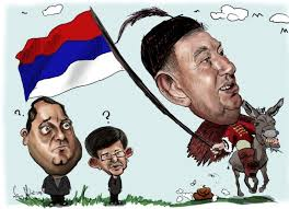 Image result for civic i dodik karikature