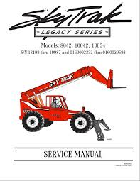 jlg skytrak telehandlers 8042 10042 10054 ansi service manual repair manual jlg skytrak telehandlers 8042 10042 10054 ansi service manual pdf