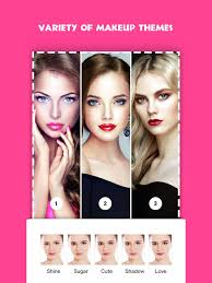 pretty makeup beauty camera 4 virtual makeup photo editor