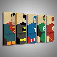 Superhero Paintings Best 25 Superhero Canvas Ideas On Pinterest Marvel  Canvas Art By Photographer