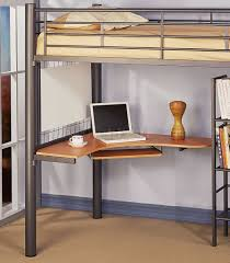metal contemporary twin loft wdesk bookcase bunk beds with desk and storage australia drawers stairs dresser wood girls ikea plans for teens
