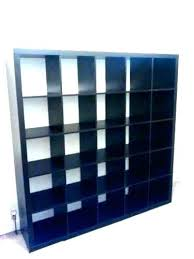 clear cube storage shelf wall mounted acrylic
