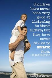 children have never been very good at listening to their elders but they have never