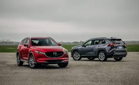Mazda Cx 5 Trim Comparison Chart 2019 Mazda Cx 5 Vs 2019 Toyota Rav4 Which Is The Better