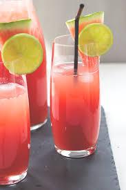 Kleine Erfrischung Gefällig Trinkt Wassermelonen Limo Moeys