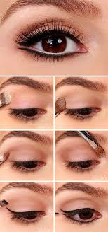 12 easy summer eye make up tutorials for