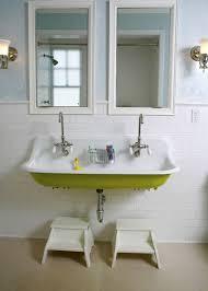 childrens bathroom kohler brockway sink