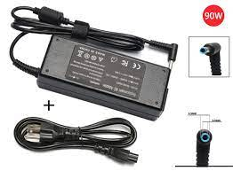 Mua 90W AC Adapter Laptop Charger for HP Envy Touchsmart Sleekbook 15 17 M6  M7 Series HP Pavilion 11 14 15 17, HP Stream 11 13 14, HP Elitebook Folio  1040, HP Spectre X360 13 15 Power Supply Cord