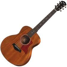 taylor gs mini mahogany acoustic guitar front