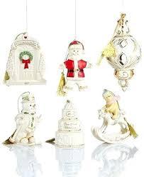 Annual Ornaments Annual Ornament Collection Lenox Ornaments 2017 Baby Poderopedia