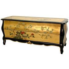 cheap oriental furniture 48 gold leaf flat screen tv stand ofn3274 cheap oriental furniture