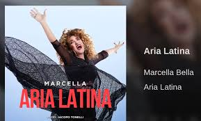"Aria Latina, Marcella Bella rivisita ""Nell'aria"" in salsa pop latino -  audio e cover - Spetteguless"