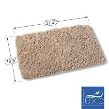 beautiful microfiber bath rug bath rug non slip backing microfiber mat x in microfiber bath mat
