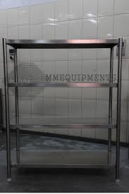 Steel Shelf For Kitchen Mmequipments Kitchen Equipment Manufacturer And Suppliers