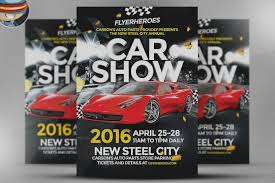 Car Flyers Amazing Free Car Show Flyer Template 24 Templates Excel PDF Formats 22