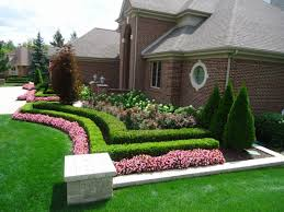 Curb Appeal Landscaping Lovely Front Yard Landscape Design Ideas Landscape  Curb Appeal Throughout