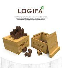 Educational Toy Design Logifa Educational Toy For Children On Student Show