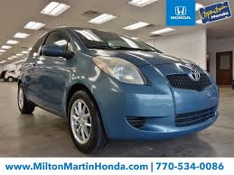 Used 2008 Toyota Yaris For Sale | Gainesville GA
