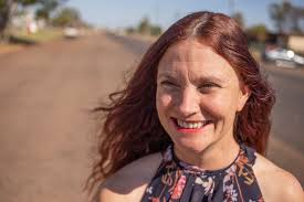 Burketown Shire Council chief executive officer Clare Keenan - ABC ...