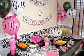 Leopard Print Party Decorations Top 25 Ideas About Verser Girls 2015 Animal Print Theme On