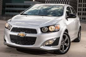 Used 2014 Chevrolet Sonic for sale - Pricing & Features | Edmunds
