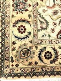 hand knotted rugs from rug wool design cream green brown x n india indian silk a making hand knotted modern design wool rug