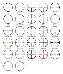 Moa Chart For Scopes How To Choose The Best Rifle Scope Complete Guide 2019